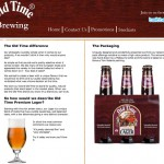 beer bottle photographer website b2b