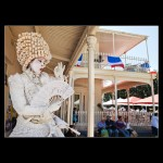 French Festival Como House Melbourne Historic performing Artist