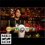 Naked for satan bar bruswick street