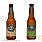 Beer Bottle Photography in Melbourne 4pines