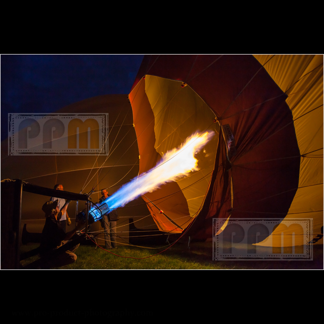 Editorial photographer Melbourne - Hot air ballon